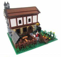 Lego medieval  | - Lego Blog – Lego Creations, Lego Models, Lego Video Games, Lego ...