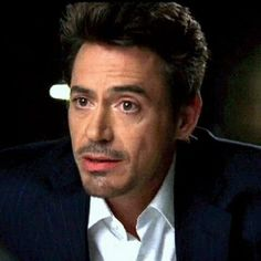 Robert Downey Jr.'s screen test for Iron Man