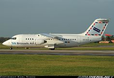 British Aerospace Avro 146-RJ85 aircraft picture