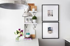 """Filled with natural light, Natasha's 450 square foot condo feels like anything but the """"little city shoebox"""" she describes it as."""