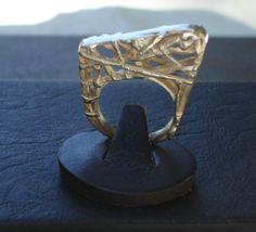 Anillos realizado en plata 925 Heart Ring, Rings, Jewelry, Jewelery, Jewellery Making, Jewlery, Ring, Jewerly, Fine Jewelry