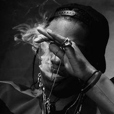 F A D E D :: A$AP Rocky #gif