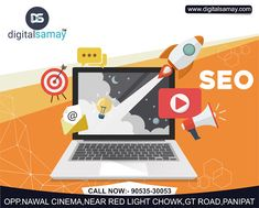 Looking for best Digital Marketing services in panipat? Digital Samay is the best Digital Marketing Agency in Panipat with clientele. Digital Marketing Strategy, Seo Marketing, Digital Marketing Services, Content Marketing, Online Marketing, Marketing Ideas, Business Marketing, Seo Services Company, Best Seo Services