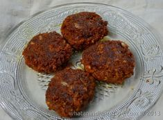 Galaouti kebab is a Nawabi dish, very popular from the city of Lucknow, made with minced lamb, chana dal and seasoned with a few spices.Legend has it that it was first made for a Nawab who was toot...