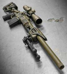 The CTX Precision Rifle, a badass weapon with a cool camo finish. Double tap the image to show the love. Visit Gun Carrier TODAY for more gun facts and news by clicking the Repost from Weapons Guns, Airsoft Guns, Guns And Ammo, Tactical Rifles, Firearms, Sniper Rifles, Tactical Survival, Shotguns, Custom Guns