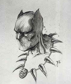 Black Panther by Ryan Lee