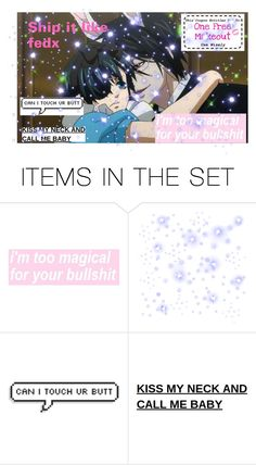 """""""Ship of the day"""" by kawaii-kittens2 ❤ liked on Polyvore featuring art"""