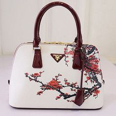 2016 Fashion Chinese Style Women Shoulder Bags New Shell Leather Bags Women Printing Floral Brand Ladies Bag Sac Femme Bolsos