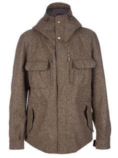 BARBOUR 'Shackleton' Jacket