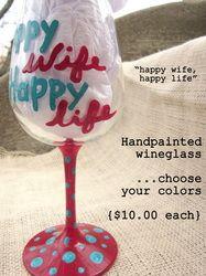 #handpainted wine glasses #custom made
