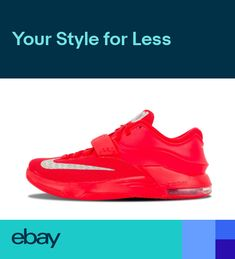 detailed look bea44 1419e Nike KD 7 Global Game - 653996 660