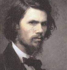 Fiodor Mikhaïlovitch Dostoïevski (11 novembre 1821, Moscou, Russie - 9 février 1881, Saint-Pétersbourg, Russie)