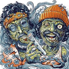 Zombie Cheech and Chong 2