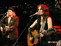 Patty Griffin with Buddy Miller - Never Grow Old  live 2010 (My Papa's favorite)