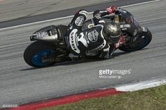 Scot Redding with the newly formed MarcVDS MotoGP team