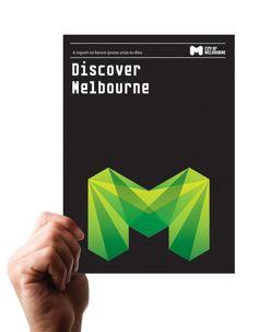 Melbourne墨尔本城市形象 - 品牌 - 顶尖设计 - AD518.com