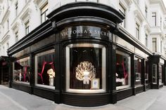 Loving the new Victoria's Secret Store on New Bond St...my happy place!