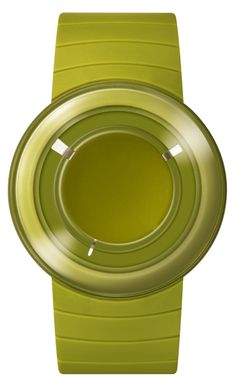 Original Reverse Watch Green Odm by Michael Young   Tododesign by Arq4design