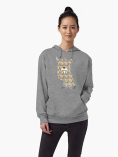 Emoji Emoticon Pattern Illustration by Gordon White | Unisex Grey Emoji Lightweight Hoodie Available in All Sizes @redbubble --------------------------- #redbubble #emoji #emoticon #smiley #faces #cute #adorable #pattern #unisex #lightweight #hoodie #clothing #jacket #apparel