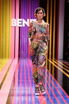 Benito Fernandez primavera verano 2015 moda argentina.