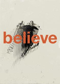 FYI Inspiration Monday Marius Roosendaal Believe