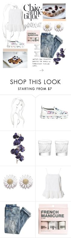 """""""These shoes omg"""" by melaningaloree ❤ liked on Polyvore featuring Monique Péan, MSGM, Pier 1 Imports, Lalique, Daisy Jewellery, River Island, J.Crew, H&M, women's clothing and women's fashion"""