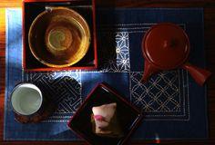 Ryokan tea-set at Homeikan Daimachi Bekkan guesthouse, Tokyo Our Love, Tea Set, Travel Inspiration, Tokyo, Japan, Tableware, Creative, Dinnerware, Tokyo Japan