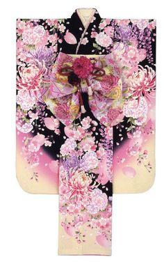 Kimono and obi.this is an amazing kimono worn by females in japan