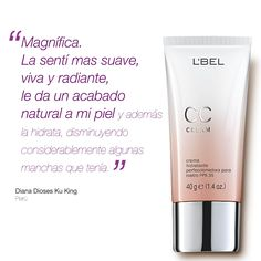 Beauty Move by Belcorp - CC Cream de L´Bel - https://www.facebook.com/TienditadeBellezaLaguna/