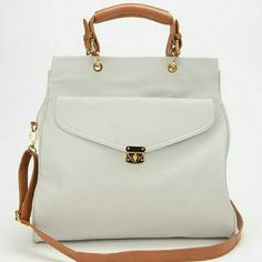 Urban Outfitters cross body bag. Very nice and rare urban outfitters bag with detachable strap. Urban Outfitters Bags Satchels