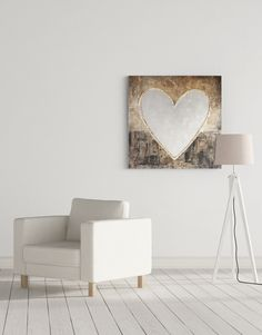 Big Love Canvas. Ideal for walls needing a little extra love and attention!