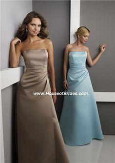 Tiffany Blue bridesmaids dress