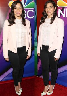 America Ferrera at the 2016 Summer TCA Tour NBCUniversal Press Tour in Los Angeles on August 2, 2016
