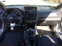 2015 Subaru WRX Sedan