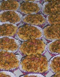 tartelettes aux fruits secs ~ Cuisine Arabe