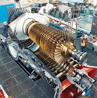 Mechanical Engineering: Gas Turbine blade assembly!!!