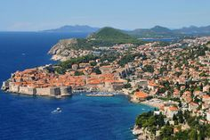 Dubrovnik - Croatie Belle Villa, Photos, River, Outdoor, Dubrovnik Croatia, Most Beautiful Cities, Travel, Outdoors, Outdoor Games