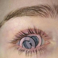 when you rub your eyes while wearing circle lenses Aesthetic Eyes, Aesthetic Grunge, Pink Aesthetic, Ft Tumblr, Jolie Photo, Pink Lips, Aesthetic Pictures, Beautiful Eyes, Human Body