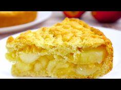 Αμμος μήλο Πίτα 🍎 Συνταγή γευστικός μονόξυλο. - YouTube