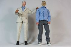 whistleblowers Edward Snowden and Julian Assange turned into ACTION FIGURES in News & Supporters