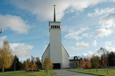 Teuva church, Finland