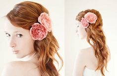 Tips For Wearing Hair Jewelry to Enhance Your Redhead Personality