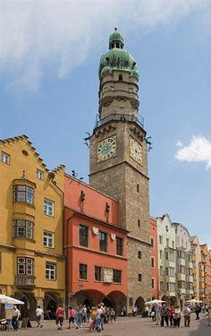 The City Tower (Stadtturm), Innsbruck