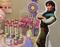 Rapunzel / Tangled Birthday Party Ideas   Photo 2 of 12