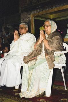 Guruji and Mataji