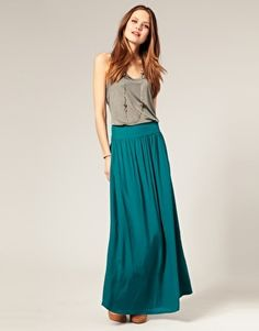 Reiss Danielle Maxi Skirt