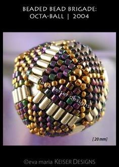 Eva Maria Keiser Designs: Tutoriales: Octa-Ball | 2004