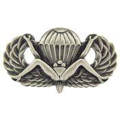 U.S. ARMY Bush Para Jump Wing Ranger Open Legs