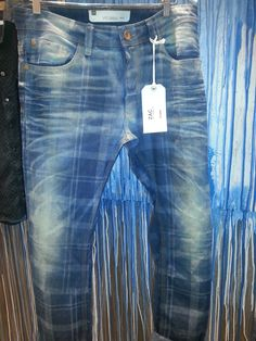 Laser em Jeans