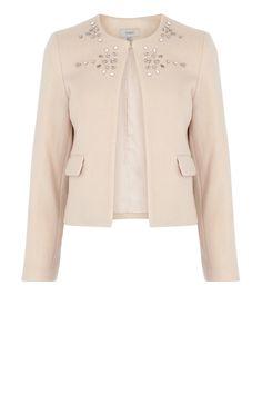 Jeweled jacket
